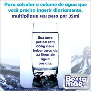 Hidratação: qual a quantidade de água que devemos beber durante o dia?