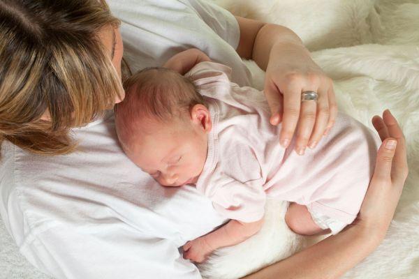 primeiros dias do bebê