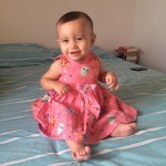 Desenvolvimento do bebê – Stella de 0 a 8 meses