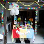 O charme e a simplicidade das festas caseiras