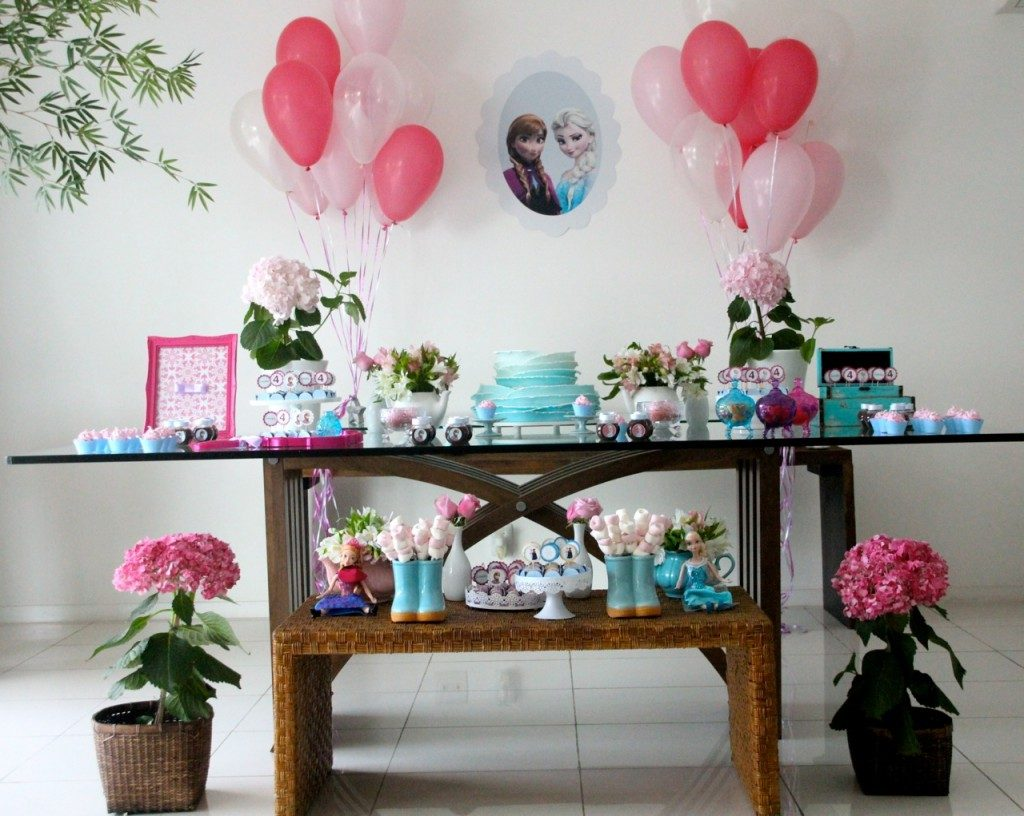 Festas caseiras