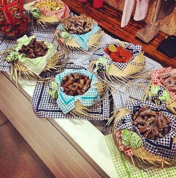 Festa junina-decoração