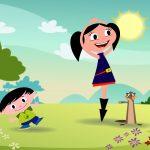 O Show da Luna – Discovery Kids