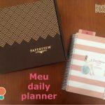Meu querido Daily Planner (Love & Peace)