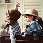 Motivos para viajar com filhos