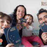 Como tirar o passaporte da família