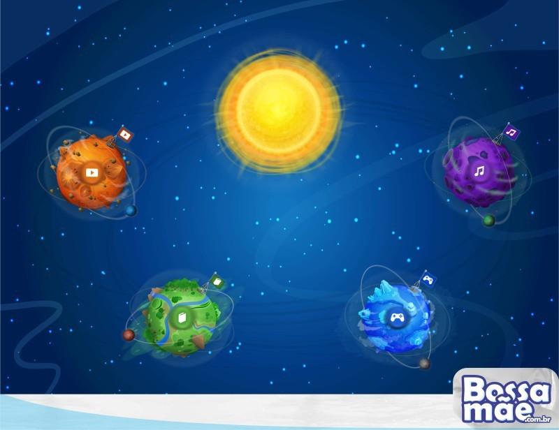 Planet Kids – Aplicativo aliado dos pais