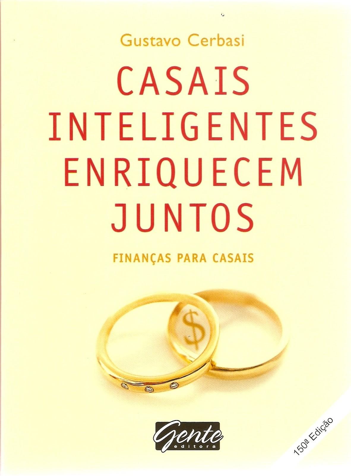 casais inteligentes enriquecem juntos livro
