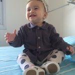 11 meses da BabyBossinha Stella