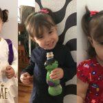 Penteados infantis para meninas