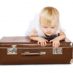Dicas para quem vai viajar com bebê