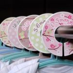 Como organizar as roupas do bebê