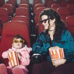 Dicas para levar crianças pequenas ao cinema