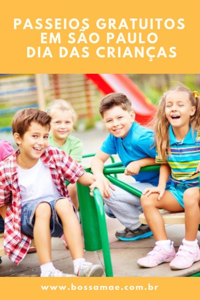 fdee48091be3 Dicas de passeios gratuitos em São Paulo para o dia das crianças ...