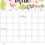 Calendário 2019 para imprimir e organizar a vida