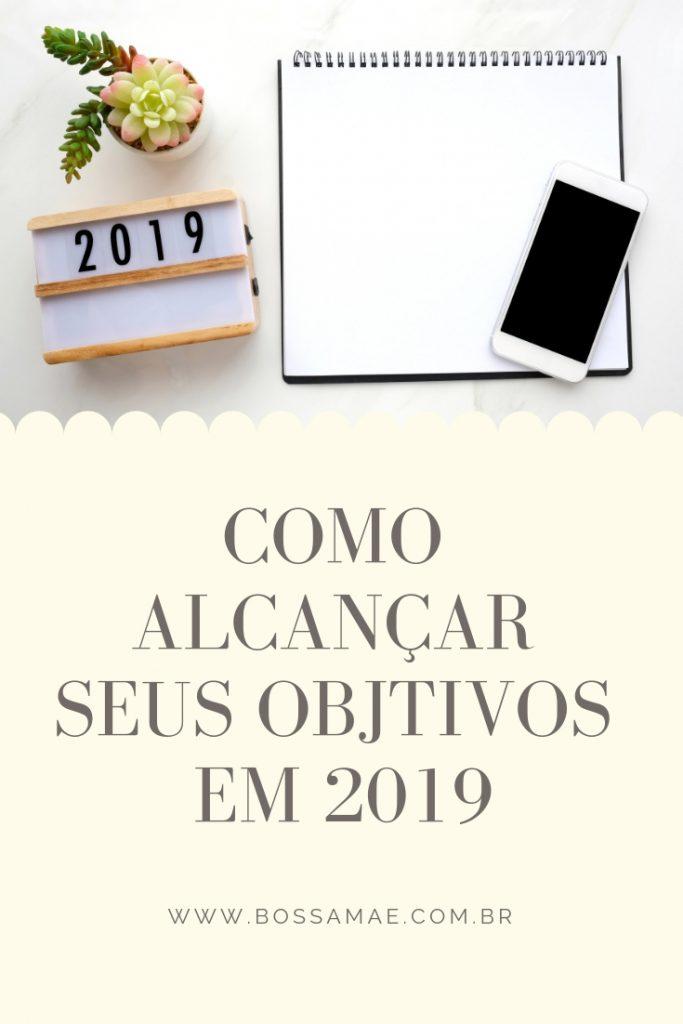 metas e objetivos 2019