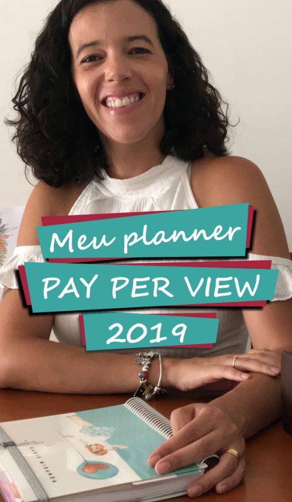 meu planner 2019
